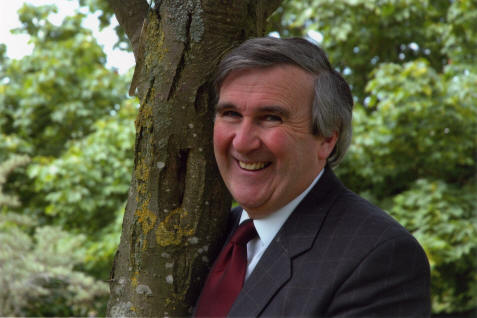 photo of Gervase Phinn