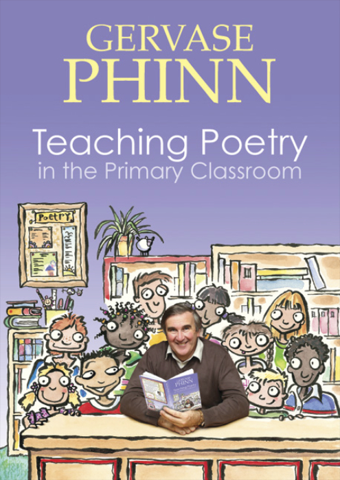 poetry book cover - gervase phinn