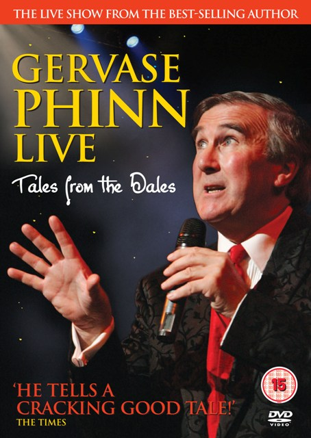 TALES FROM THE DALES captures Gervase Phinn live