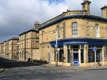 saltaire photo by richard benson