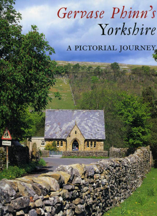 Gervase Phinn's Yorkshire - A Pictorial Journey - book cover