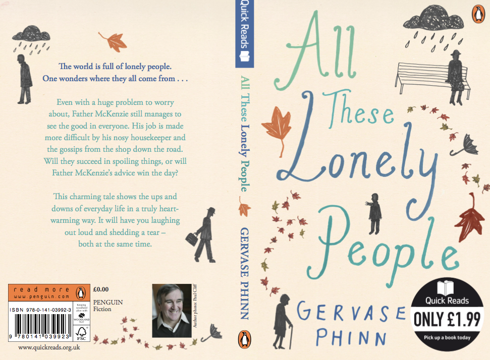 All These lonely People written by Gervase Phinn book cover