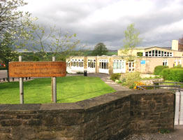 a school in the Yorkshire Dales
