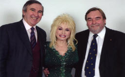 gervase with dolly parton