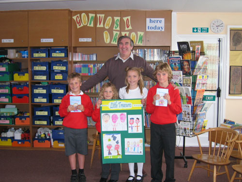 gervase phinn in grassington school