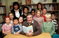 gervase phinn in doncaster town field primary school