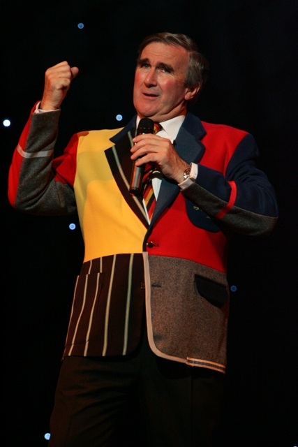 Gervase Phinn DVD live on stage at Wakefield