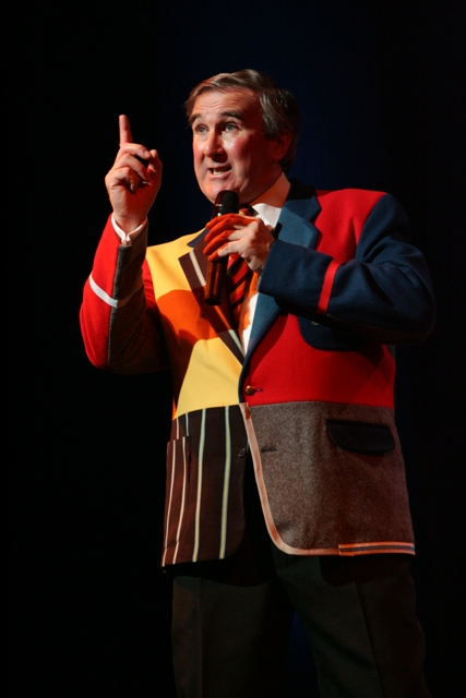 TALES FROM THE DALES Gervase Phinn live on stage