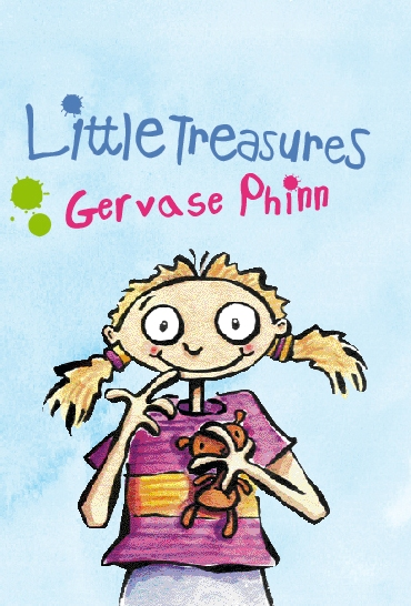 Little Treasures book cover