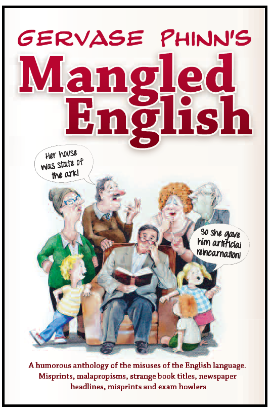 Mangled English by Gervase Phinn
