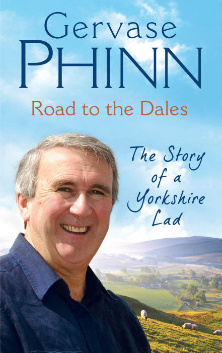 book cover the story of a yorkshire lad by gervase phinn