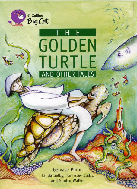 The Golden Turtle & Other Stories cover